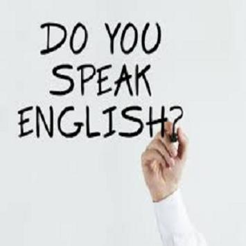 Learn How To Speak English poster
