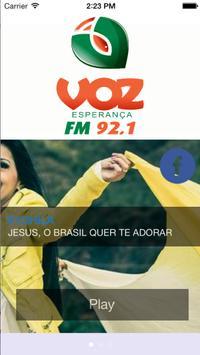 Voz FM 92,1 screenshot 1