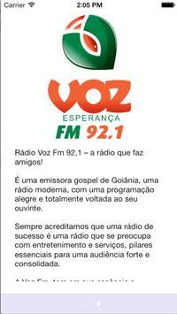Voz FM 92,1 screenshot 2