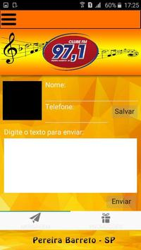 Clube FM 97 screenshot 2