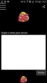 Rádio 96,3 FM apk screenshot