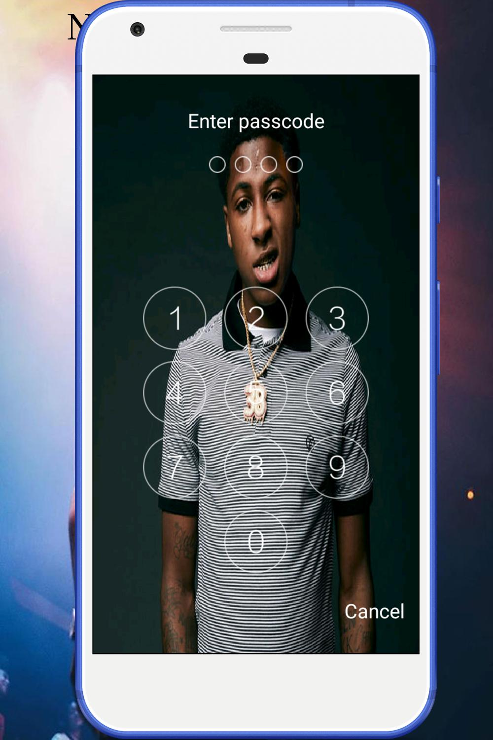 Lockscreen For Youngboy Never Broke Again poster
