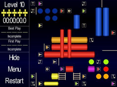 Tubes: Think, Move & Solve screenshot 11