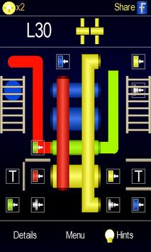 Tubes: Think, Move & Solve screenshot 1