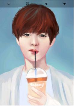L Kim Myungsoo Infinite Wallpapers HD poster