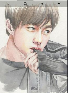 L Kim Myungsoo Infinite Wallpapers HD screenshot 2