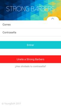 Strong Barbers screenshot 1