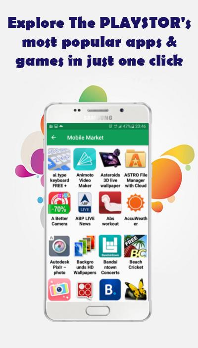 Apps Mobile Market for Android - APK Download