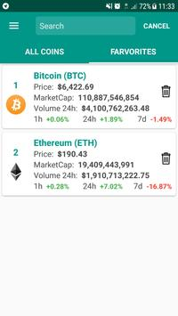 Coin Market - Bitcoins News screenshot 1