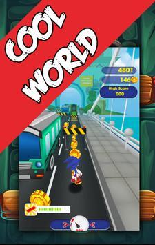 Sonic Flash Speed Rush 3D screenshot 1