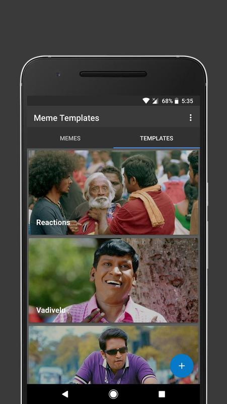 Meme Creator Templates Tamil For Android Apk Download