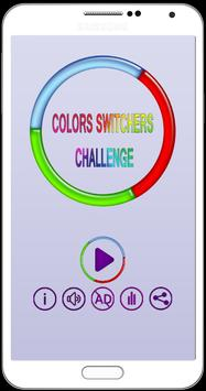 Color Switch Challenge Game poster
