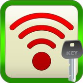 Password Wifi Hack Prank icon