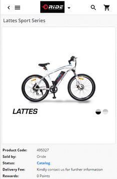 Oride - E-bicycle apk screenshot