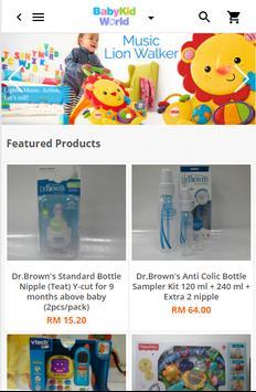 BabyKid World apk screenshot