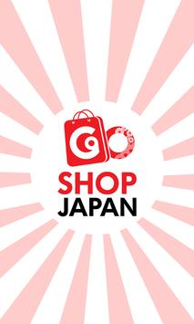 Go Shop Japan - Japan's Imported Products poster