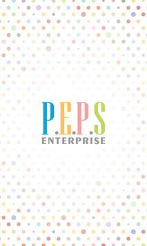 P.E.P.S Enterprise poster