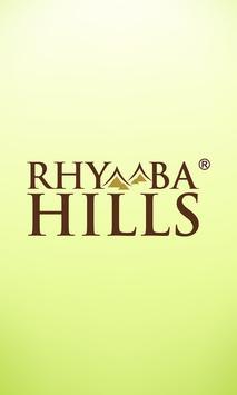 Rhymba Hills Tea - Herbal Tea poster