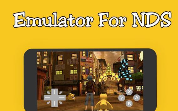 NDS Emulator poster