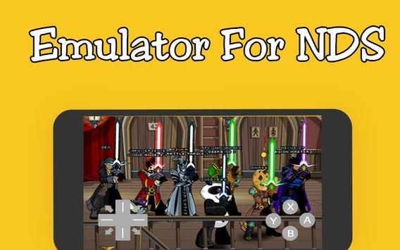 NDS Emulator screenshot 1