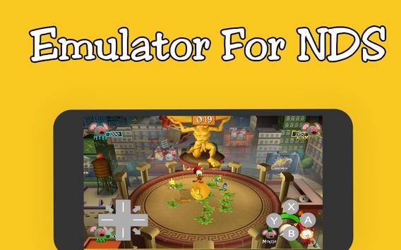 NDS Emulator screenshot 2