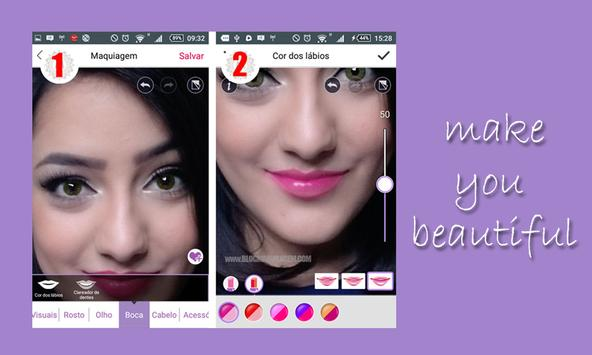 Makeover For YouCam poster