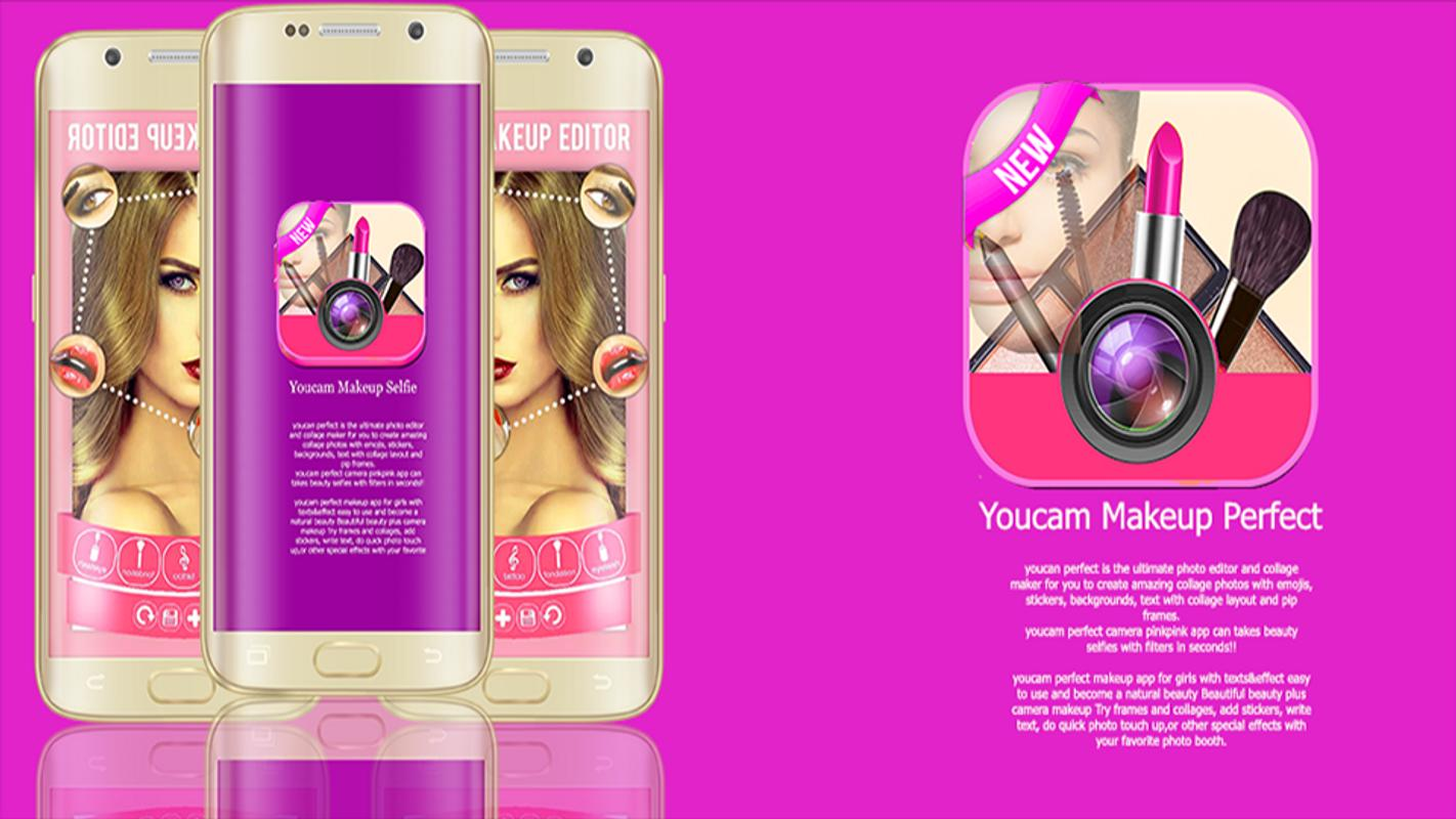 U can makeup app download   Youcam Perfect for PC free