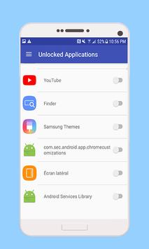 Locker Safe App screenshot 1