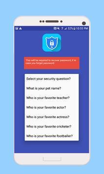 Locker Safe App screenshot 3