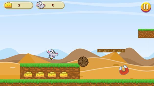 Jerry Mouse Adventure screenshot 5