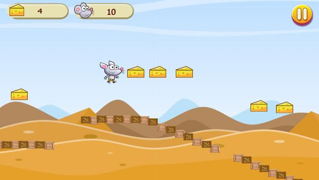 Jerry Mouse Adventure screenshot 6