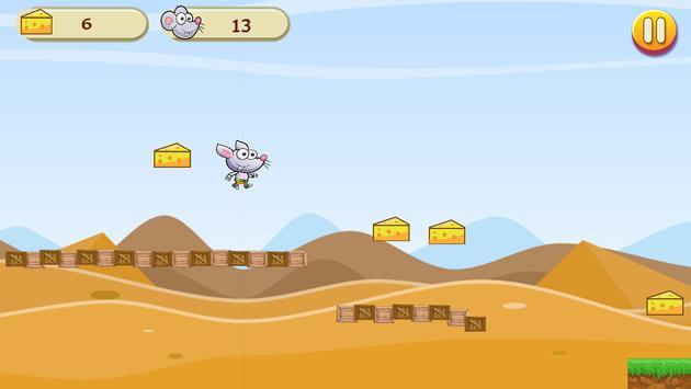 Jerry Mouse Adventure screenshot 1