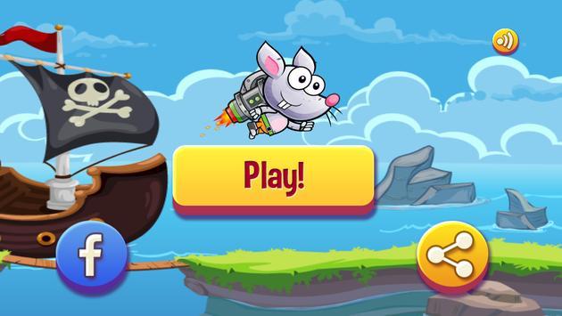 Jerry Mouse Adventure screenshot 2