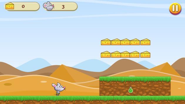 Jerry Mouse Adventure screenshot 3