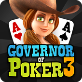 Governor of Poker 3 - Texas Holdem Poker Online icon