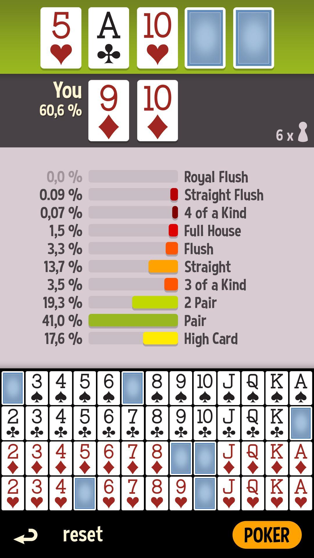 Free Poker Odds Calculator Software
