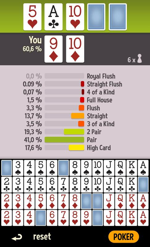 Poker Odds Calculator - FREE APK Download - Free Casino