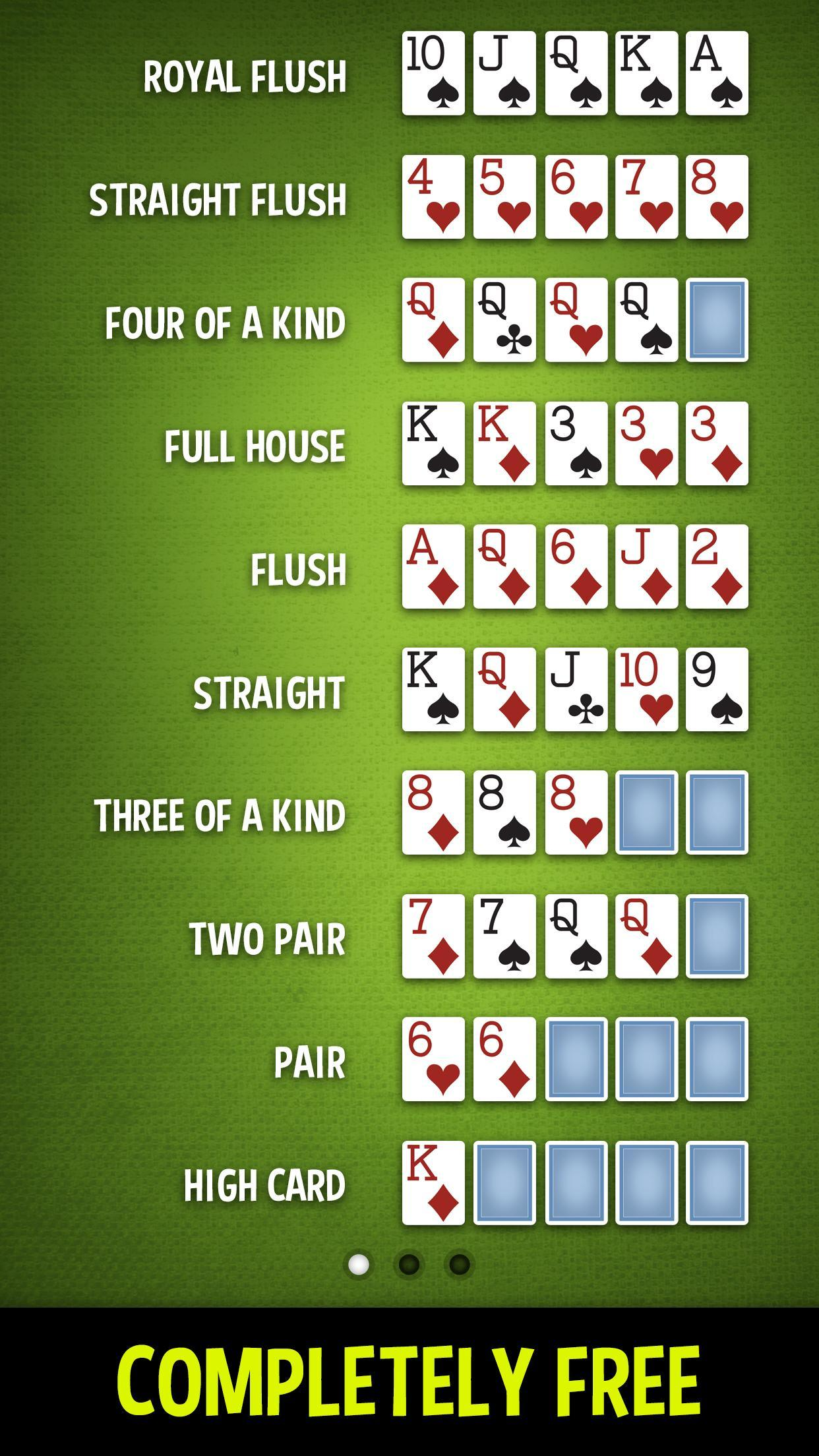 Poker Hands Deutsch