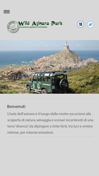 Wild Asinara Park apk screenshot
