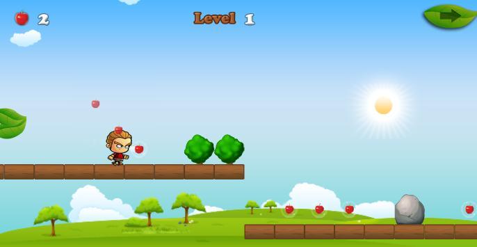 Warrior Adventures apk screenshot