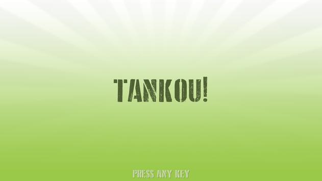 Tankou! poster