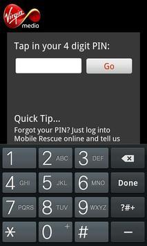 Virgin Mobile Rescue screenshot 5