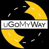 uGoMyWay - Carpool icon