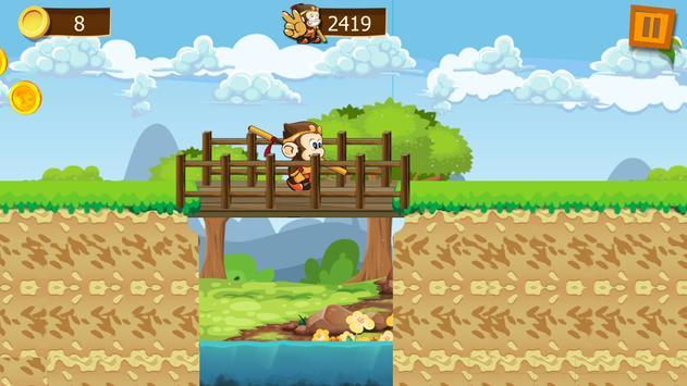 Monkey Run screenshot 3
