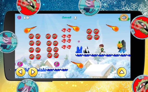 Youkai Watch Ice Running apk screenshot