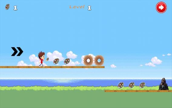Yokai adventure game : run apk screenshot