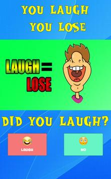 You Laugh You Lose Challenge : Famous Challenges poster