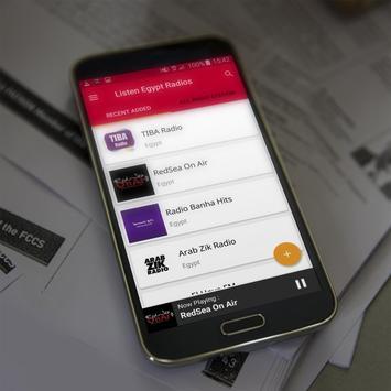 Listen Egypt Radios screenshot 1