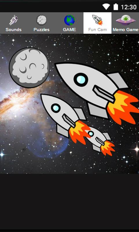 Space Rocket Games: Astronaut for Android - APK Download