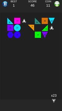 Fidget Brick screenshot 2